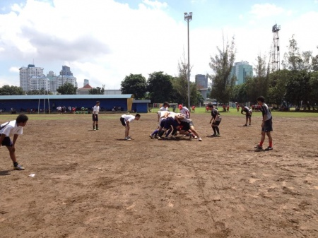 Pangudi Luhur BARTOV Rugby 7's