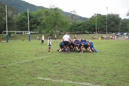Rugby Alive and Well on Sumbawa