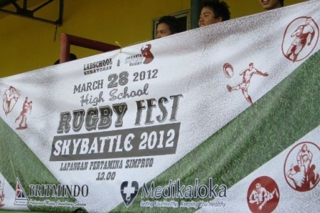 2012 Skybattle Schools Rugby