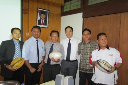 State University of Jakarta to Start Playing Rugby