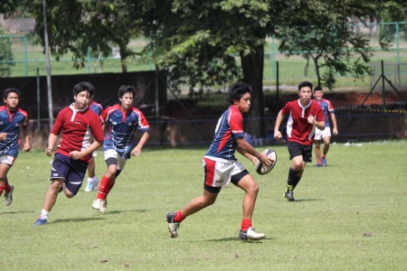 Jakarta Schools Rugby Finals Results