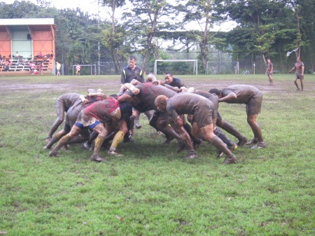 2013 Fez by Aphrodite Jakarta 15s Series Kicks Off in the Mud