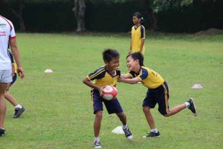 """IRB's """"Get Into Rugby"""" is Now Online"""