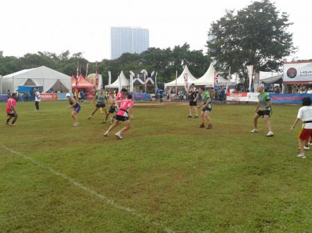 Rugby Tags a Winner at JHG