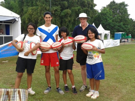 Giving Kids a Rugby Chance