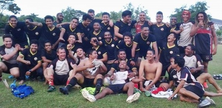 Rugby Culture Growing in Yogya