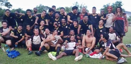 Rugby Culture Growing in Yogya