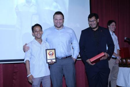 Indonesian Rugby Recognises Ari Yudha Pramono as Referee of the Year