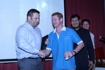 Indonesian Rugby Recognises Kyle Larson and Chris Briggs as Coaches of the Year
