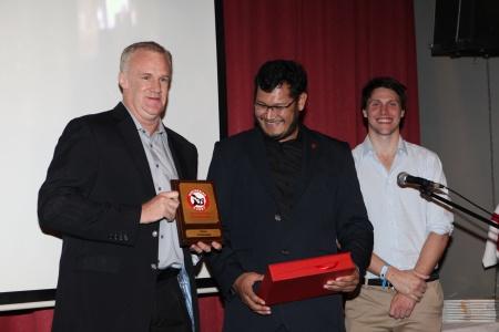 Stephen Barber Honoured as the Inaugural Life Member of Indonesian Rugby