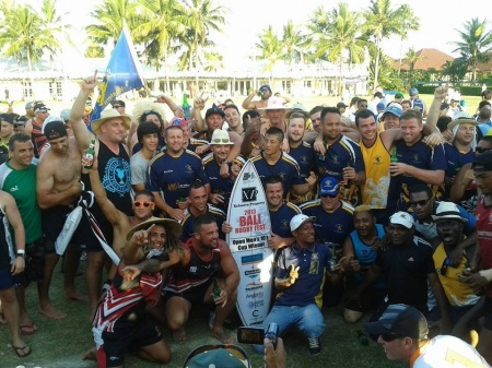 Bali's Once Little Rugby Tournament Gets Bigger Every Year!