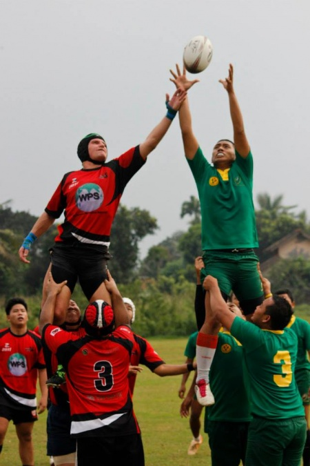 Jakarta Club Rugby Lifts to New Heights