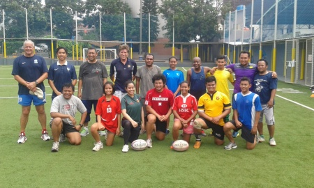 Indonesia is Getting Into Rugby ID