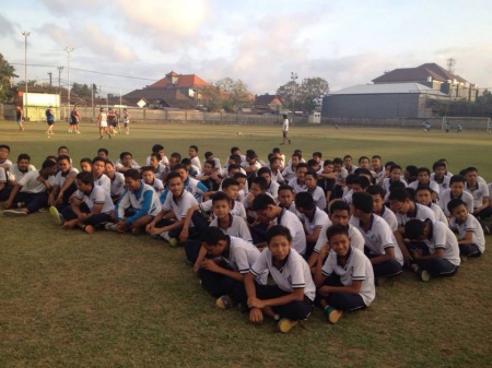 IRB Get Into Rugby Kicks Off in Bali