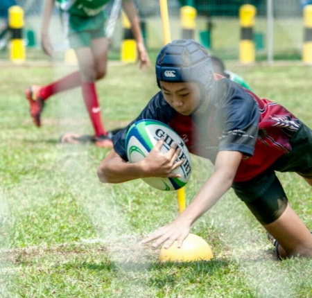 JIS Hosts a Successful Schools and Youth Rugby Day