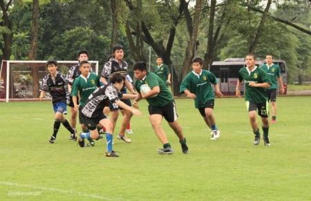 Jakarta Region Schools Rugby @ JIS, Jan. 24, 2015