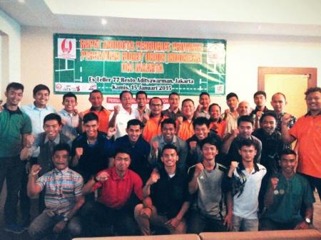 PRUI DKI Jakarta Gets Set for 2015