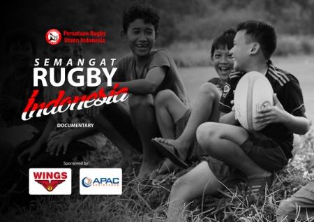 Semangat Rugby Indonesia
