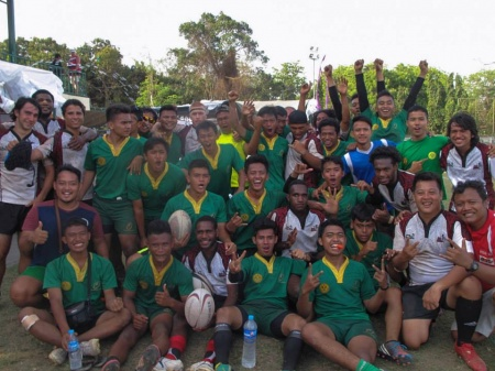 Xclusive Property 2014 Bali Rugby Fest was a Roaring Success