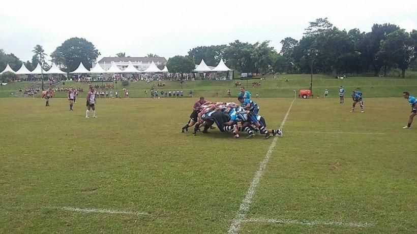Jakarta Komodos 10's a Roaring Success