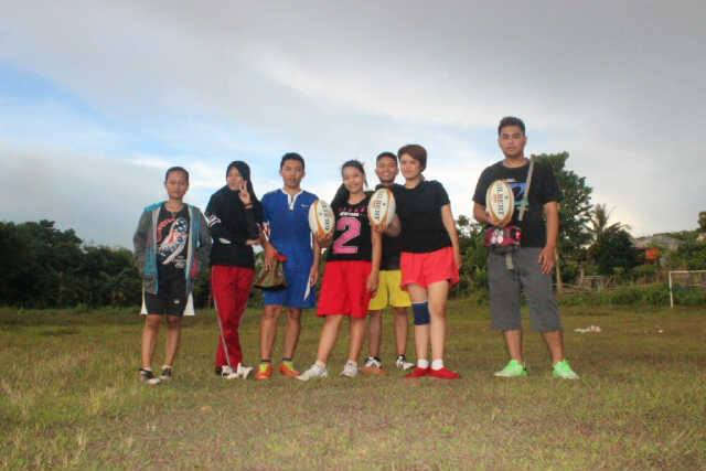 Rugby Makes it to Pare-Pare, Sulawesi