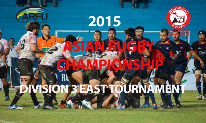 Asian Rugby Championship 2015 Division 3 East Tournament