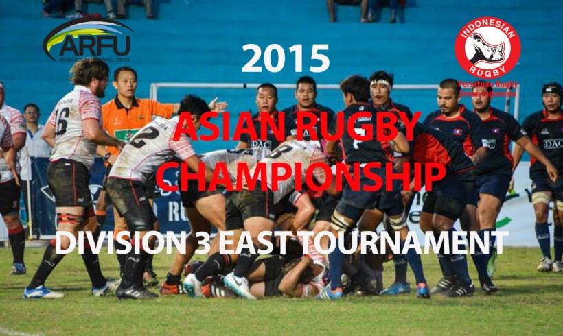 2015 Asian Rugby Championship Divisi 3 Turnamen Timur
