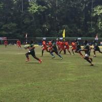 Turnamen Rugby pertama di Tanah Papua