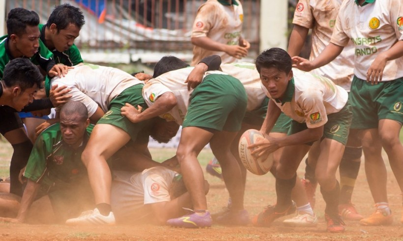 National University Rugby Tournament 2015
