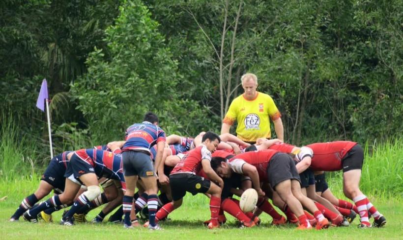 Jakarta Rugby XV Series