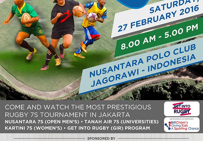 2016 Rugby Pass Nusantara 7s