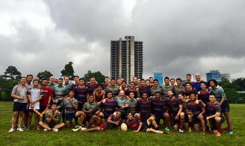 "Pengumuman Tim Nasional Rugby Indonesia ""The Rhinos"" 2016"