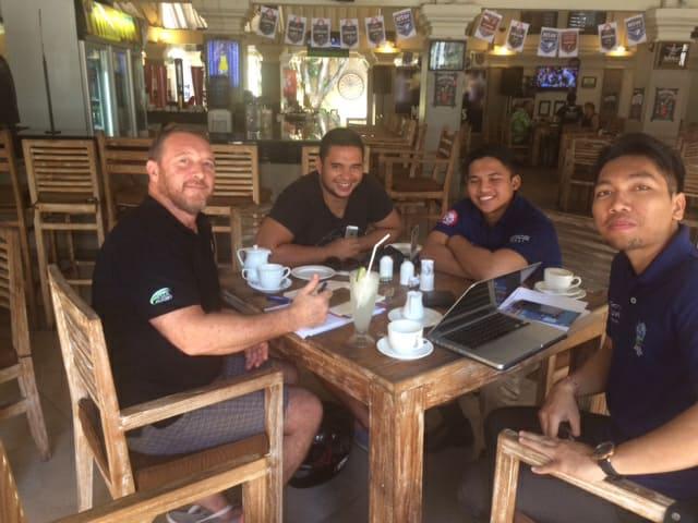 Energi Baru untuk Rugby Bali dari Asia Rugby GIR Coordinator