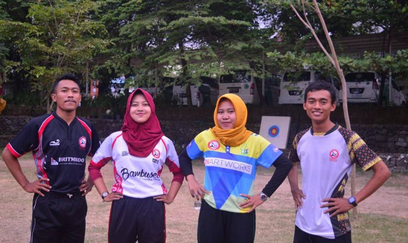 Sosialisasi Rugby di SMP Al Azhar Yogyakarta