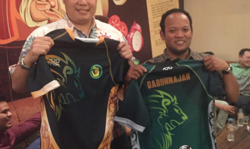 Jakarta Banteng officially adopt Darunnajah Rugby