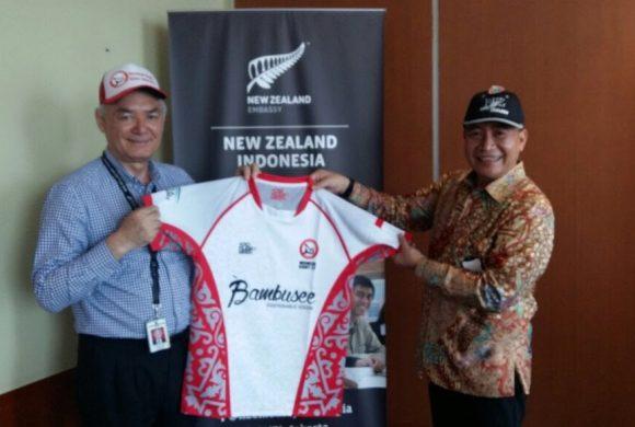 PRUI Visited New Zealand Embassy in Jakarta