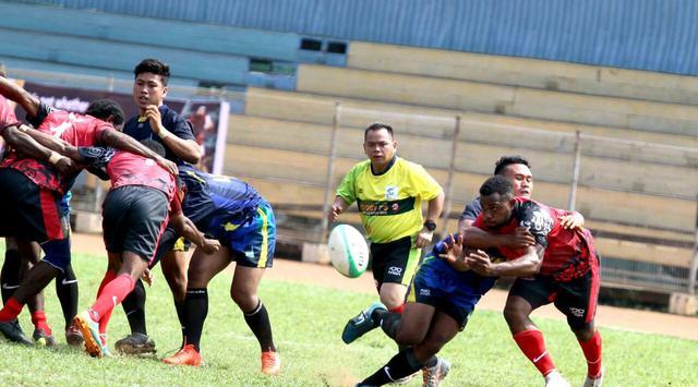 [Liputan Berita] Bola.com 26 Okt 2017: Populerkan Rugby Jelang Asian Games 2018, INASGOC Helat Kejurnas