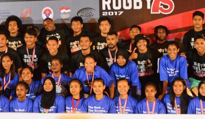[News Coverage] harianpapuanews.com 26 Oct 2017: 11 Pemain Rugby Papua Dipanggil Seleksi Timnas Indonesia