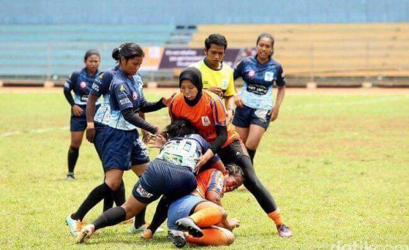 Sirkuit Rugby 7s yang ke 3 / Gianyar Rugby 7s