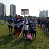 [Liputan Berita]: rri.co.id 28 Oct 2017: Lima Atlet Rugby Bali Masuk Pelatnas Asian Games 2018