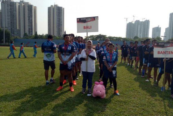 [News Coverage]: rri.co.id 28 Oct 2017: Lima Atlet Rugby Bali Masuk Pelatnas Asian Games 2018