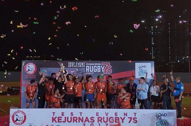 [News Coverage] Sindonews.com 26 Oct 2017: DKI Jakarta Borong Gelar di Kejuaraan Nasional Rugby 2017