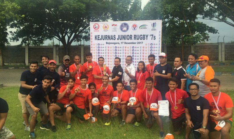 Kejuaraan Nasional Junior Rugby Sevens