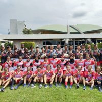 National Rugby Sevens Training Camp Begins