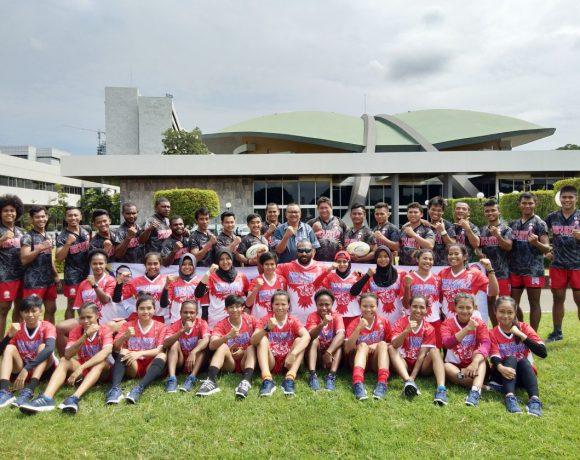 Pelatnas Rugby Sevens Dimulai