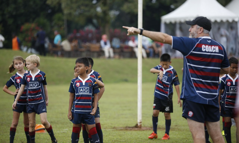 Indonesian Rugby, Where Everyone is Family