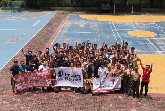 The Indonesia – Japanese Rugby Connection
