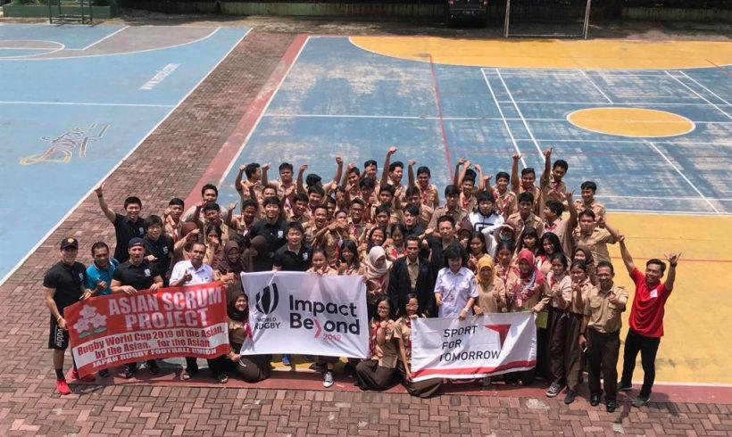 Persahabatan Rugby Indonesia – Jepang