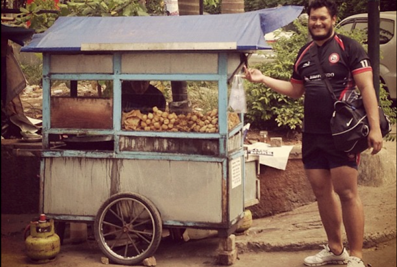Accessible Foods for Rugby Players in Indonesia