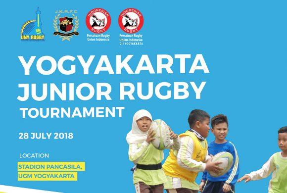 Yogyakarta Junior Rugby Tournament 2018